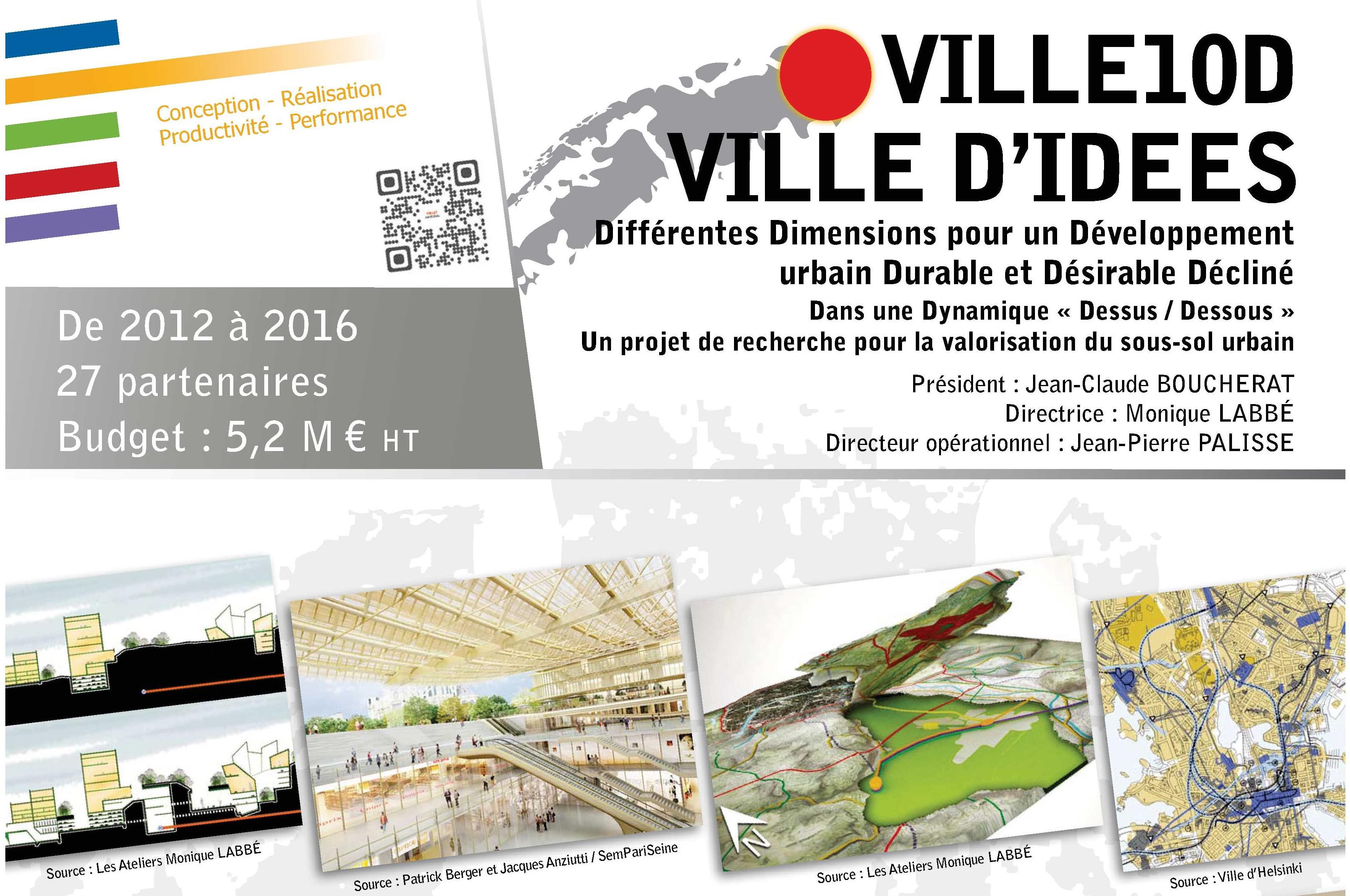 VILLE10D au Forum des Travaux Publics